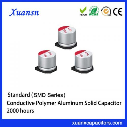 470UF SMD Solid Capacitor