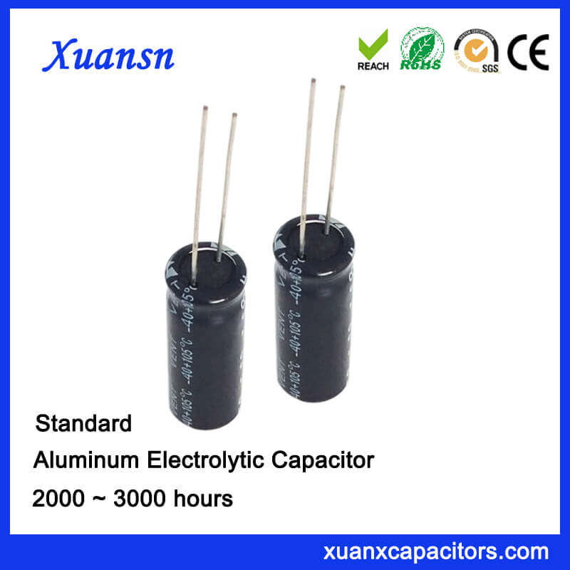 68UF200V Aluminum Electrolytic Capacitor