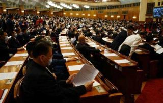China's two sessions