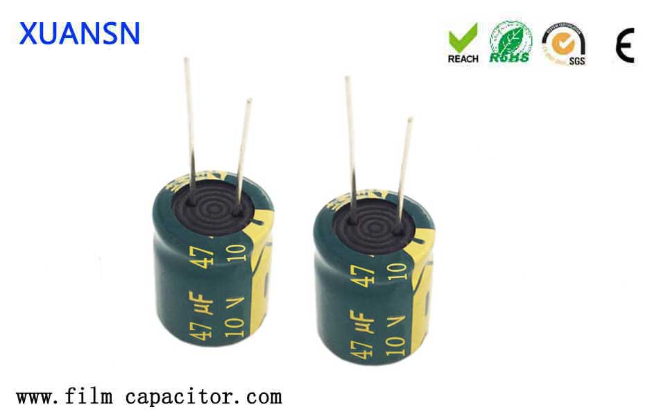 How to choose a filter capacitor