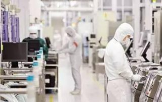 Japanese semiconductor giant