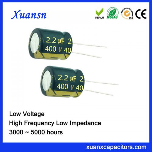 capacitor charging 2.2uf 400v