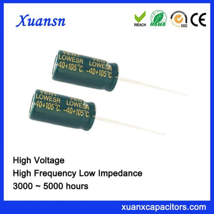22UF 250V electrolytic Capacitor