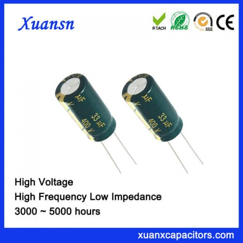 400V High Voltage Electrolytic Capacitor