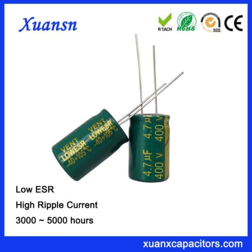 4.7uf 400v capacitor