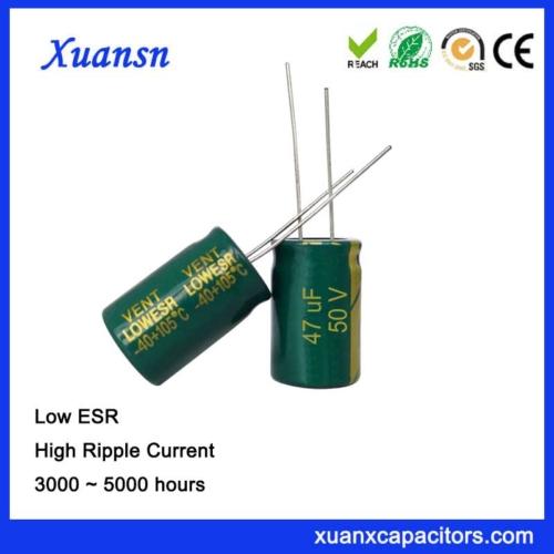 50v47uf capacitor