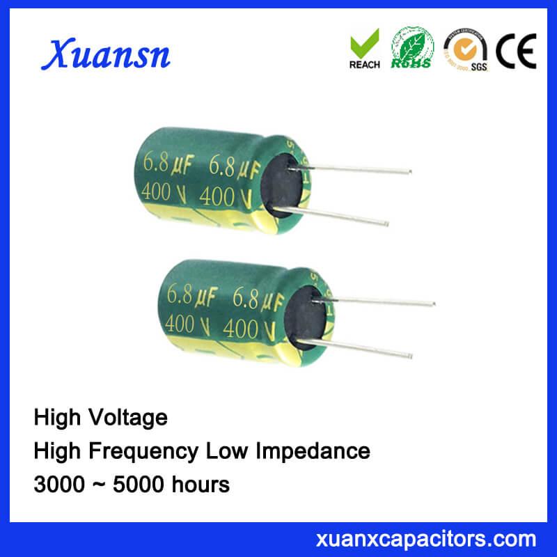 High Voltage Capacitor 6.8uf400v