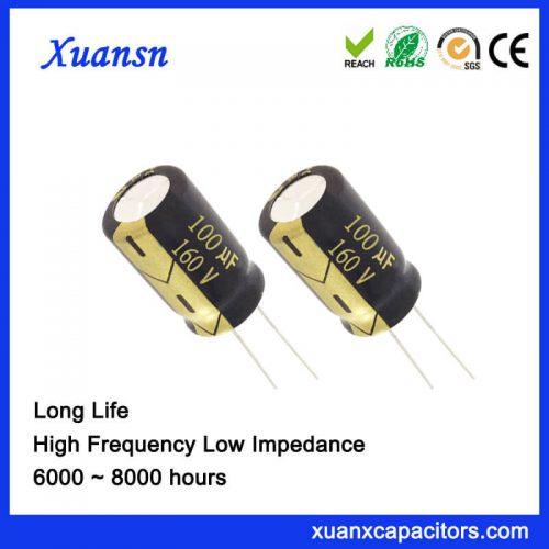 100UF 160V Capacitor