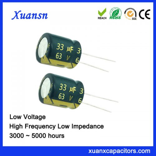 330UF63V Capacitor