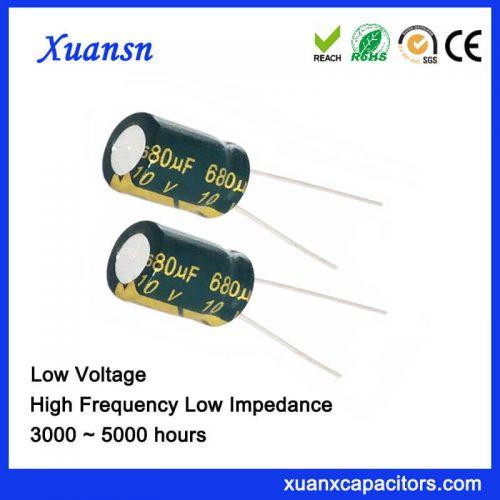 audio electrolytic capacitors 680uf10v