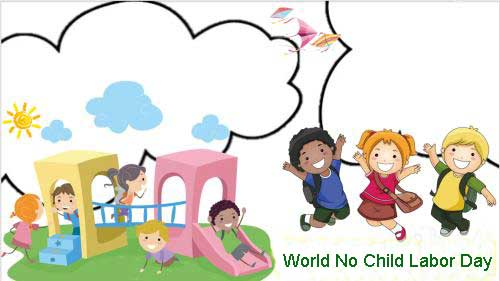 World No Child Labor Day