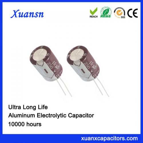 High Quality Electrolytic Capacitors
