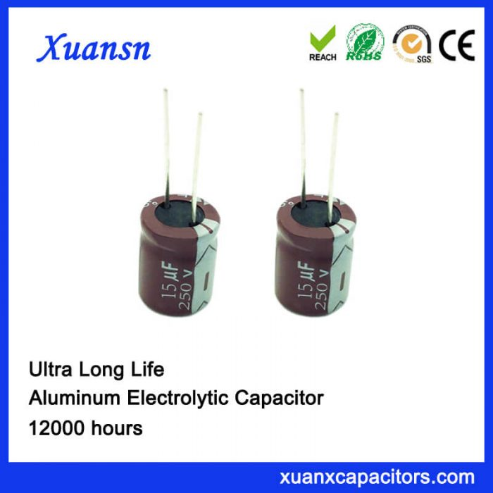 capacitor 15uf 250v