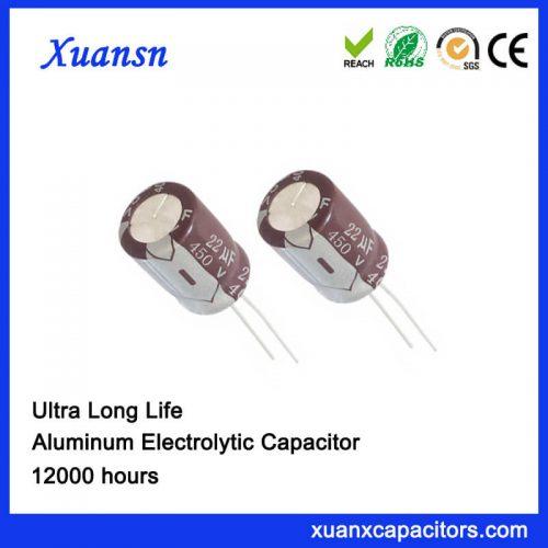 22UF 450V Aluminum Electrolytic Capacitor