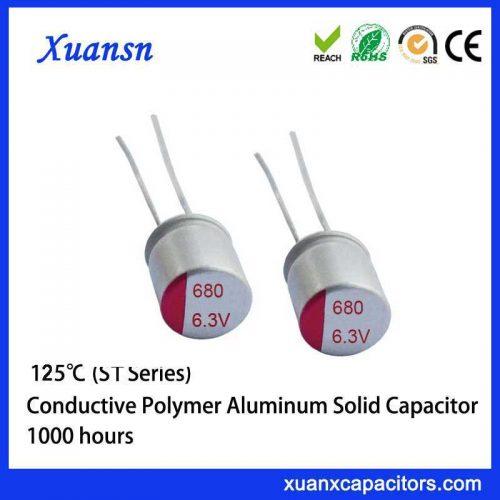 6.3V solid capacitors