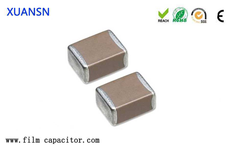 SMD high voltage capacitors