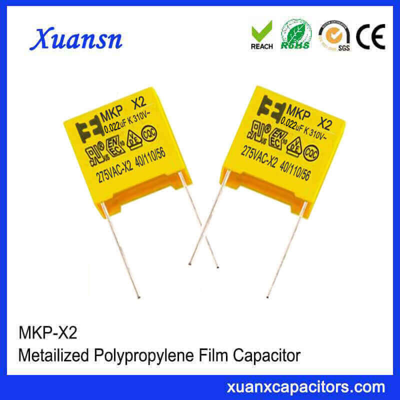 275v x2 capacitor