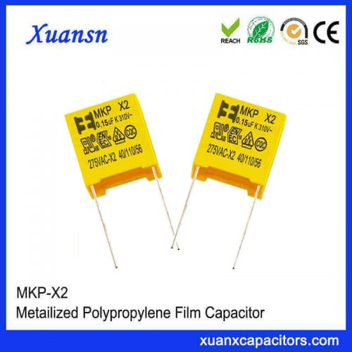 Best X2 safety capacitor