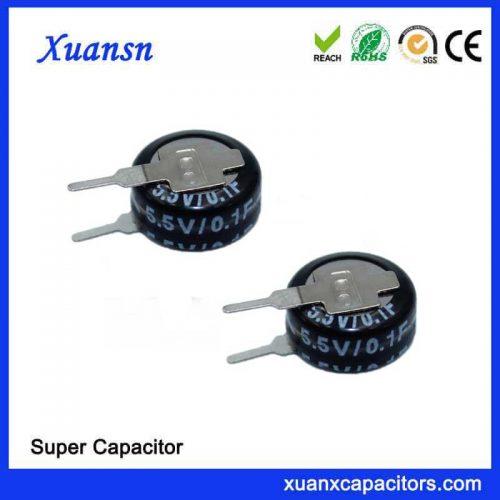 5.5 v 0.1 f capacitor