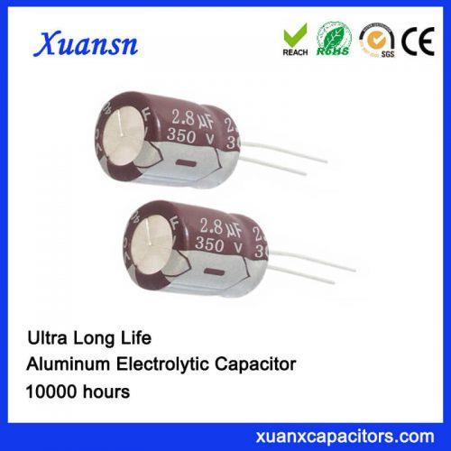 Electronicon capacitor