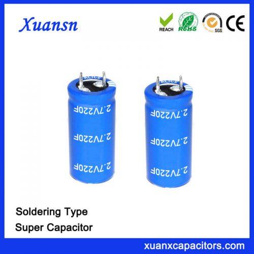 2.7v super capacitor batteries