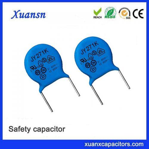 ceramic capacitor Y2