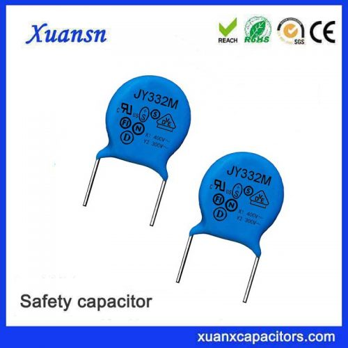 capacitor safety