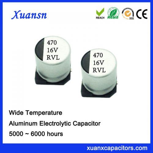470uf 16v smd capacitor