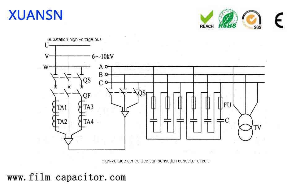 capacitance compensation