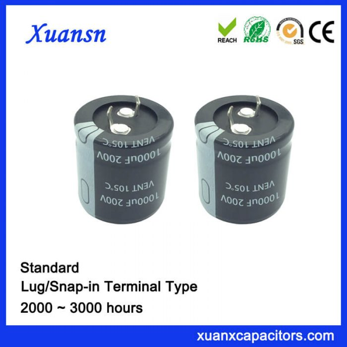 1000uf 200v capacitor