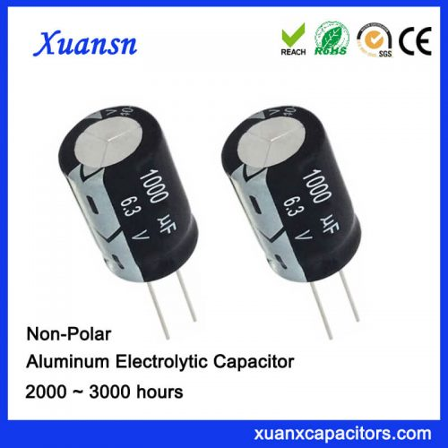 best quality electrolytic capacitors