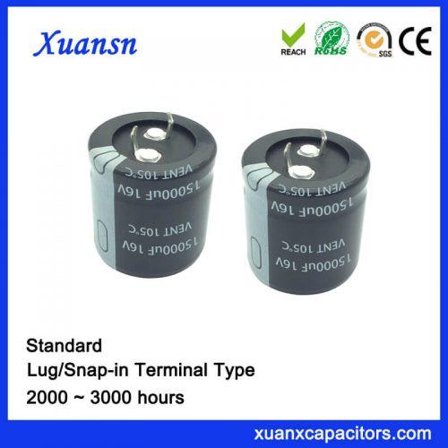 15000uf electrolytic capacitor