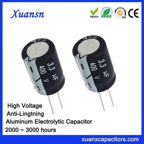 400v electrolytic capacitor