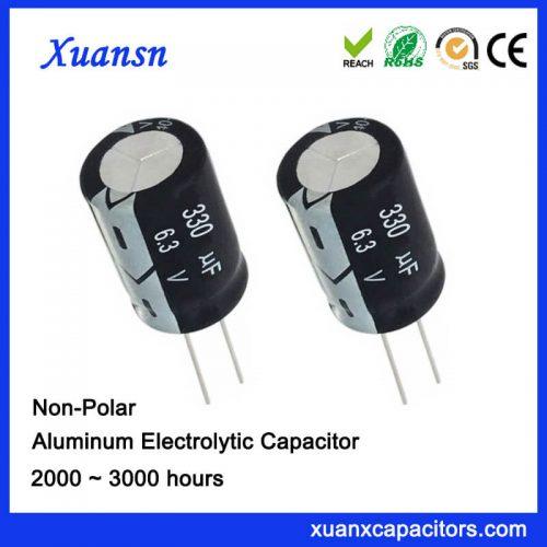 Capacitor 330UF6.3V