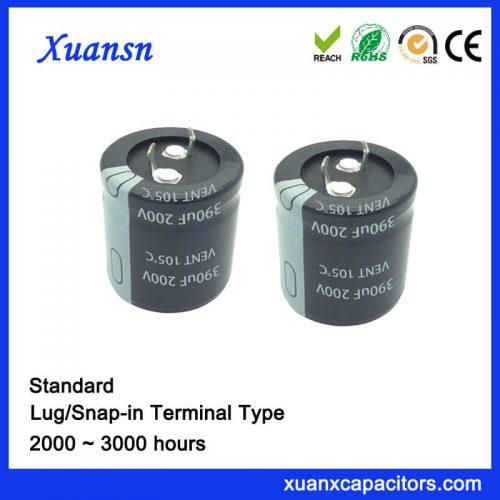 390uf 200v capacitor