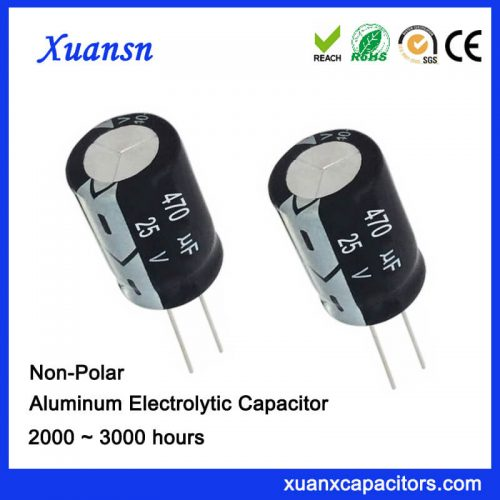high quality electrolytic capacitor