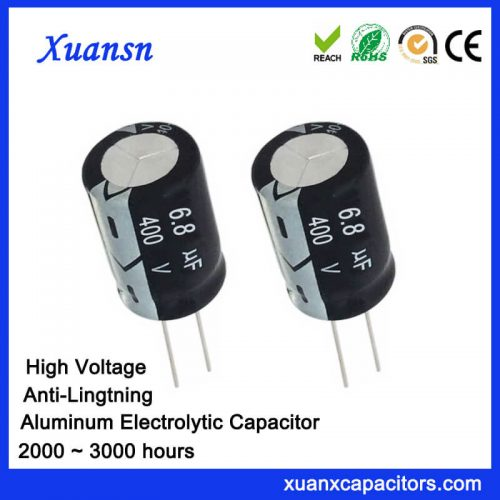 high voltage capacitor manufacturers