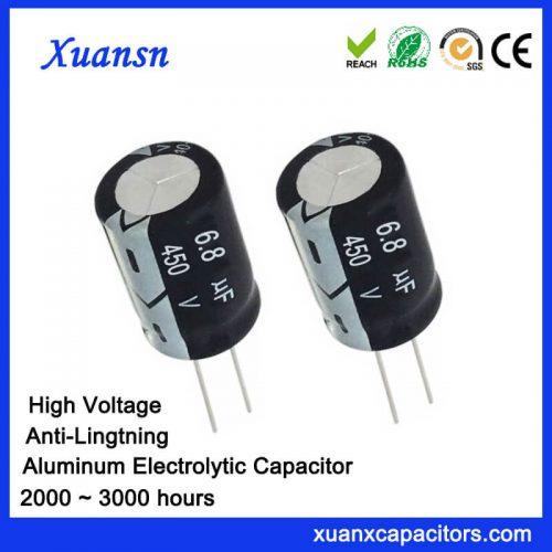 capacitor 6.8uf450v