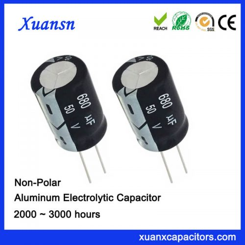50v electrolytic capacitor