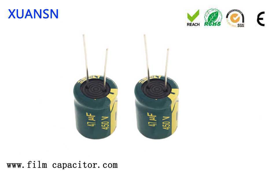 How to measure the quality of high voltage capacitors