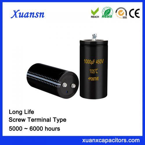 1000UF 450V Capacitor