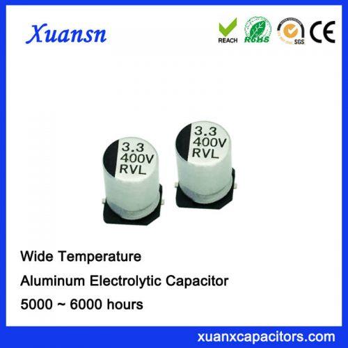 3.3UF 400V SMD Electrolytic Capacitor