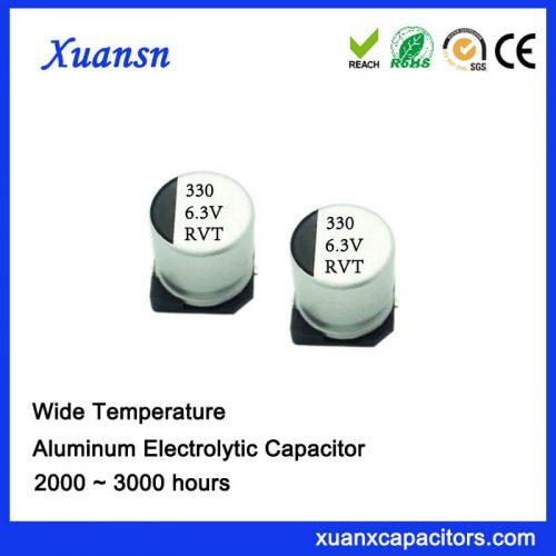 330UF 6.3V Standard SMD Electrolytic Capacitor