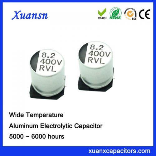 400V Chip Aluminum Electrolytic Capacitor